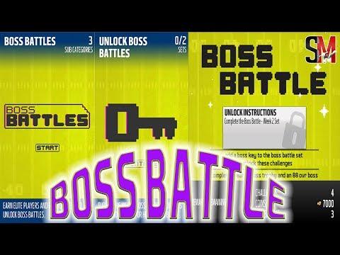 Boss Battle Solos! Earning Free Boss Cards! Madden NFL 18 Gameplay