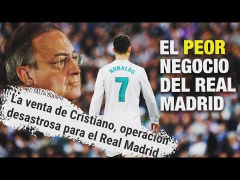 Vender a Cristiano Ronaldo fue el PEOR NEGOCIO del Real Madrid y el MEJOR de la Juventus