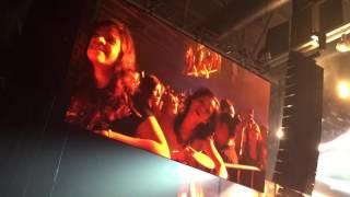 Enrique Iglesias en Tampico cantando Bailando y