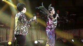 [梦想星搭档]第8期 歌曲《滚滚红尘》 演唱:常石磊、萨顶顶