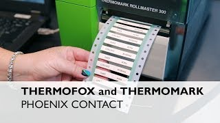 See THERMOFOX and THERMOMARK in action at PackExpo