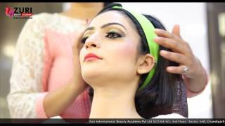 Best Bridal Makeup course in Punjab