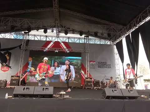 Morning casablanca - gak make love,  live @ rumah indonesia epicentrum kuningan jaksel