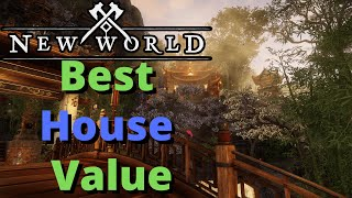 New World Best Hoขses To Buy For Efficiency! Easy Travel For End Game!