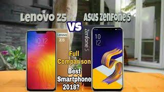 Asus Zenfone 5 Vs Lenovo Z5 Which One you should buy in 2018? Full Comparison??