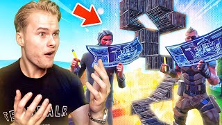 DEZE BUILD BATTLE IS BIZAR!! 😱 - Fortnite Battle Royale (Nederlands)