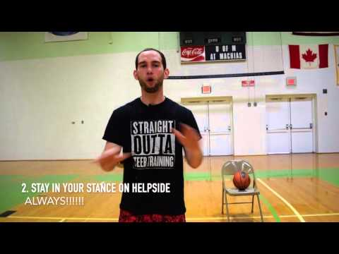 Wednesday Weekly Tip: Teer Basketball Training: Steal Like Steph Curry