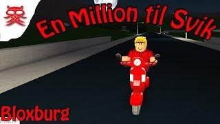 Un million à la trahison - Bloxburg - Roblox danois