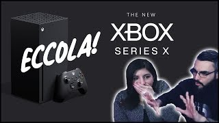 NUOVA XBOX SERIES X - REACTION + ANALISI a caldo