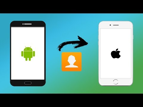 3 Ways to Transfer Contacts from Android to iPhone (3rd Method Will Shock You!!!)