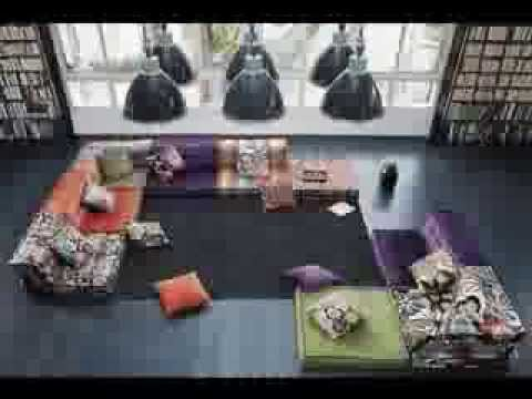 funky living room ideas.  Funky living room decorating ideas YouTube