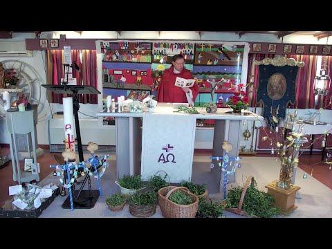 2021-03-28 Eucharistieviering Palmzondag 28 maart