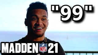 Rookies Guess Their Madden 21 Ratings