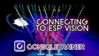 connecting esp vision with wholehog