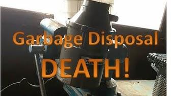 Garbage Disposal Burn Out!