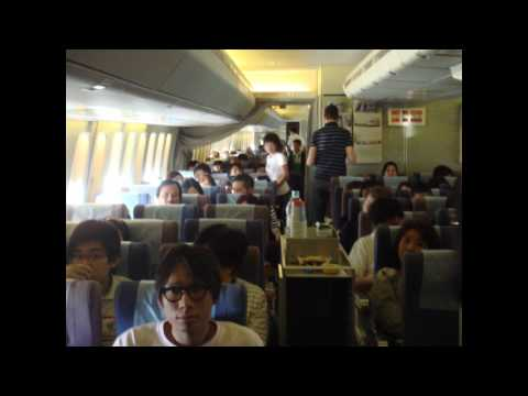 Orient Thai Boeing 747-300 Experience HKG-BKK/BKK-HKG (HQ)