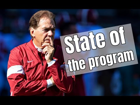 Alabama Crimson Tide Football: State Of The Program Going Into The Citrus Bowl Vs. Michigan