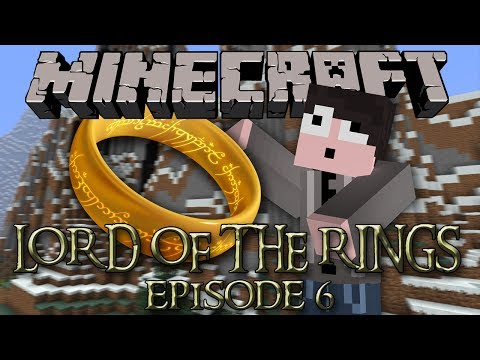 Minecraft: Lord of the Rings - Episode 6 - MY WARG!! (LOTR Mod)