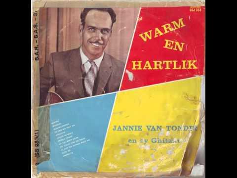 Jannie van Tonder - Ek Kan Nie Help Nie