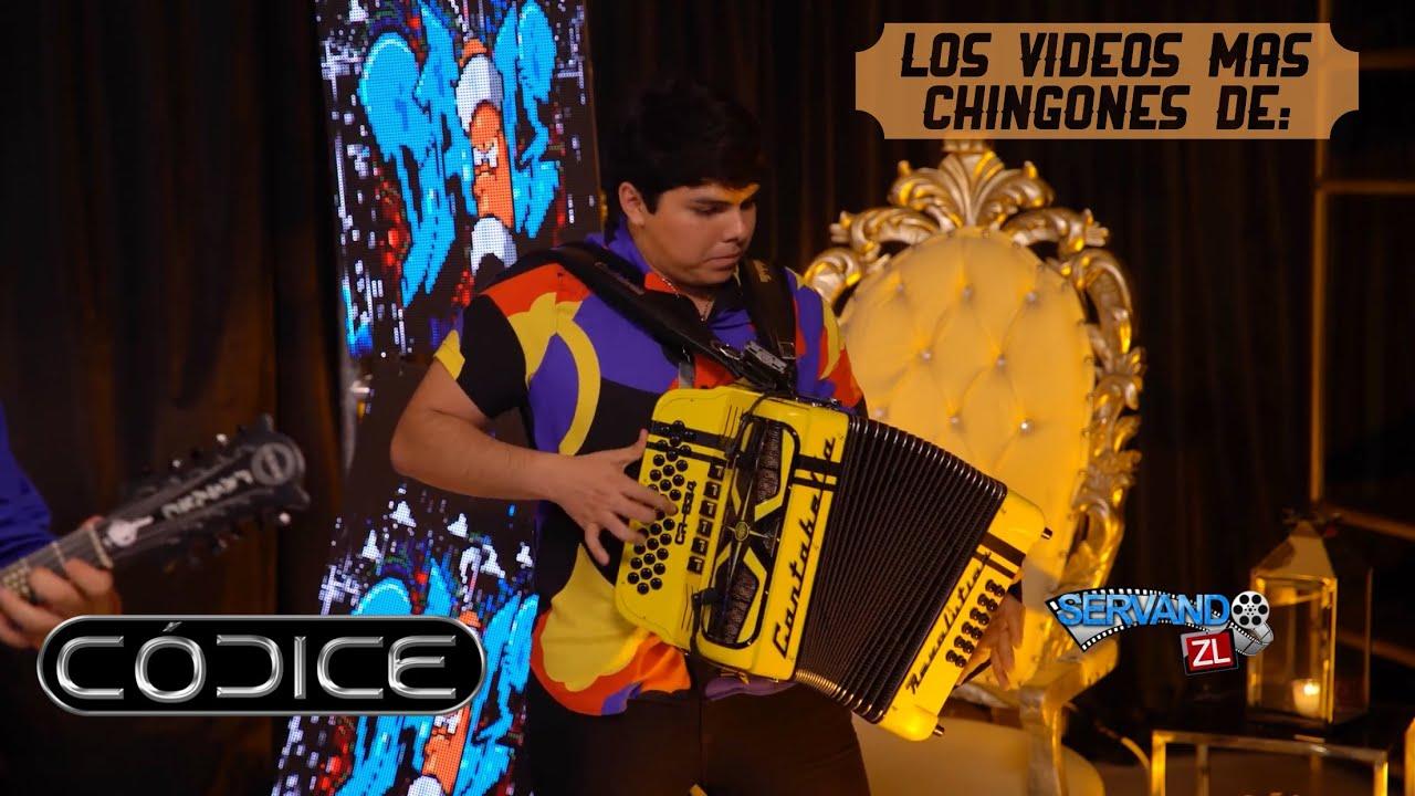 LOS VIDEOS más CHINGONES de ARTURITO GARCÍA acordeonista de GRUPO CÓDICE!
