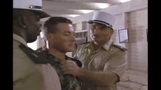 Jean-Claude Van Damme vs Billy Blanks - Lionheart (1990)