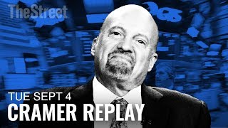 Jim Cramer on Facebook, Nike, Foot Locker and Advanced Micro Devices