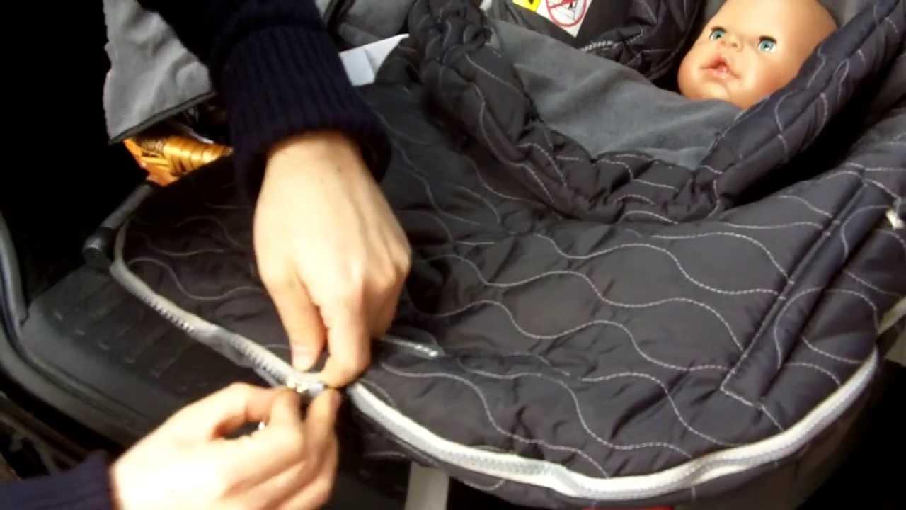 0ab86659a507 How to Cut a Bundle Me to Make it Safe to Use in a Car Seat ...