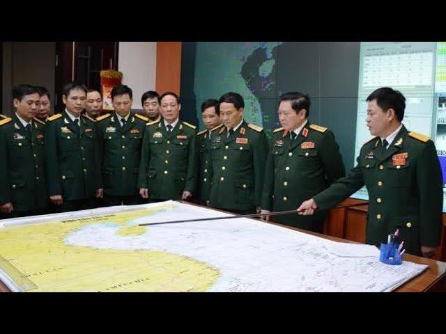 Bức ảnh chụp bên trong BQP VN khiến mạng TQ chột dạ (410)