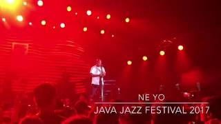 Ne Yo - Let Me Love You at JavaJazz Festival2017
