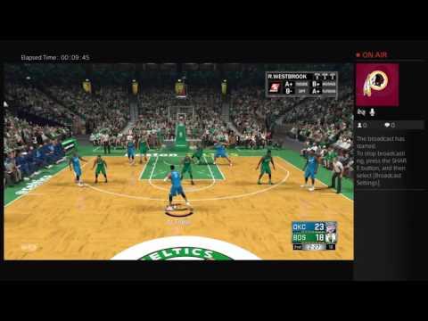 Ar_Trigga's Live PS4 Broadcast