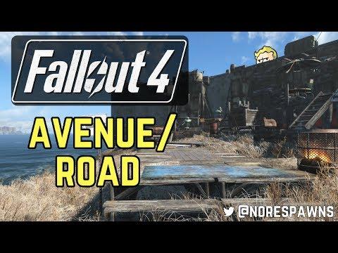 Fallout 4 - Avenue/Road