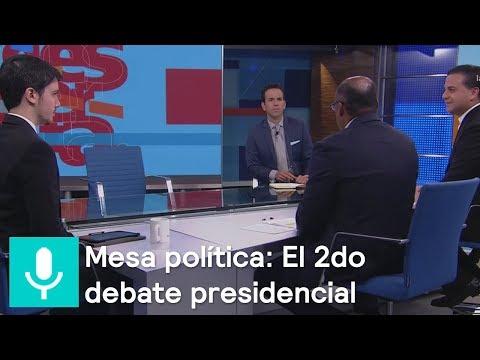 ¿Cómo les fue a los candidatos en el segundo #DebateINE?