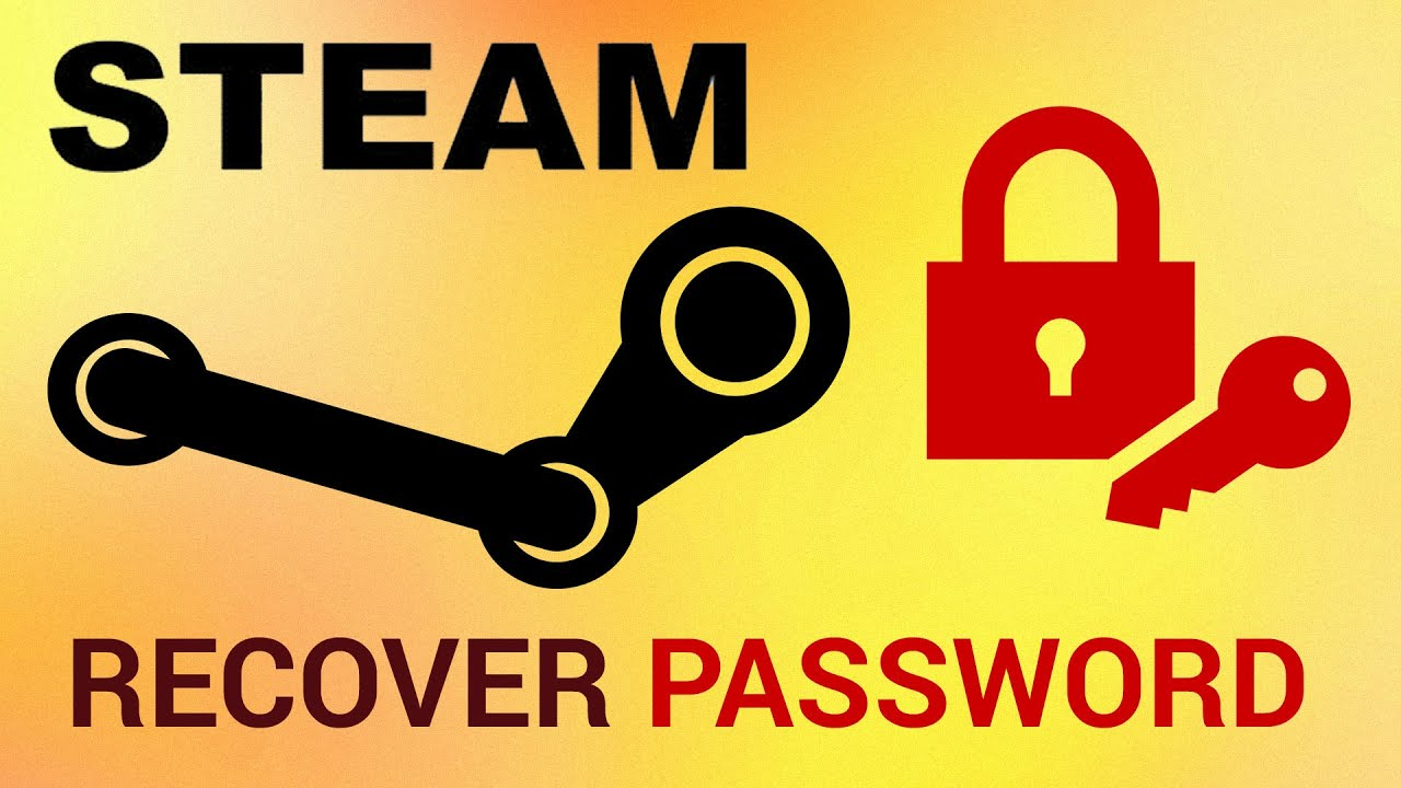what to do if you forgot steam password youtube