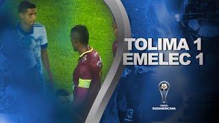Deportes Tolima vs. Emelec [1-1] | RESUMEN | Fecha 3 | CONMEBOL Sudamericana 2021