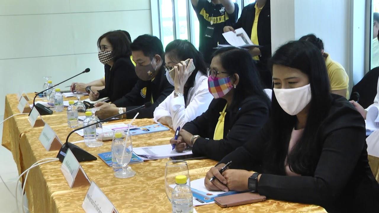 สมาชิกวุฒิสภา ลงพื้นที่พบประชาชนจังหวัดกาญจนบุรี