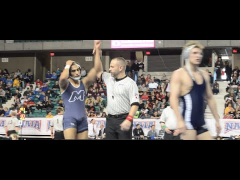 Behind The Singlet: NAIA Wrestling Nationals