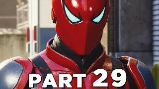 SPIDER-MAN PS4 Walkthrough Gameplay Part 29 - HACKING (Marvel's Spider-Man)