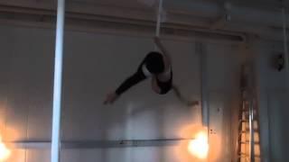 Laura Gröhn - Vertical Club Springshow 2013