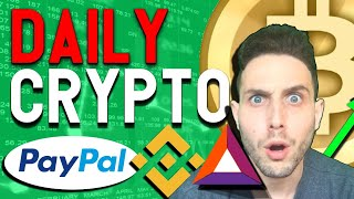 Crypto News: Bitcoin Bullrun? Binance to add USD pairs, Dow Jones partners with BAT