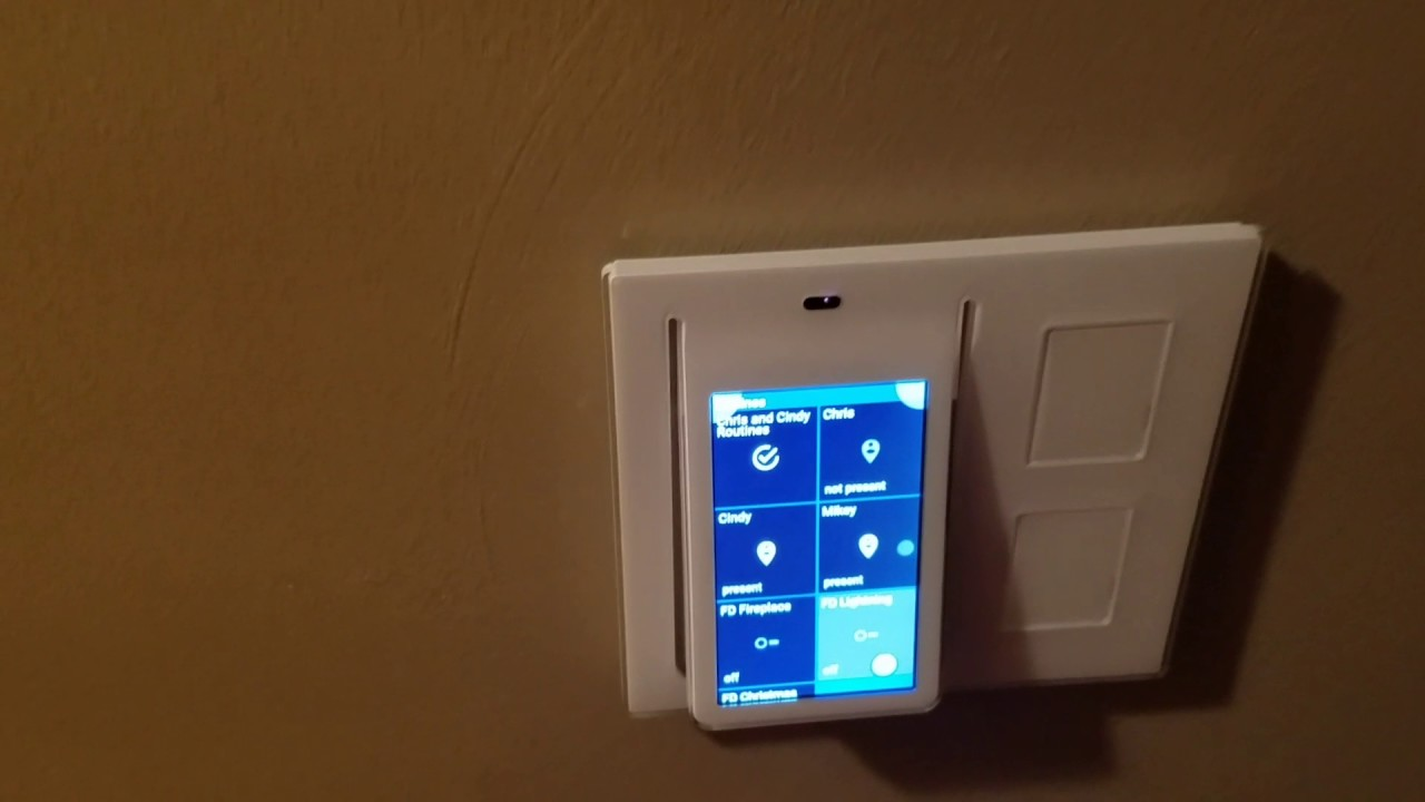 ActionTiles test on Wink Relay