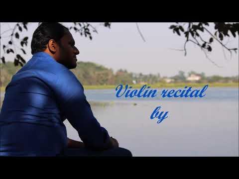 Tu hi re violin cover by Sarada Prasan