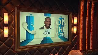 Rich Eisen and ESPN's Ryan Clark discuss Antonio Brown and Steelers HC Mike Tomlin | 1/2/19