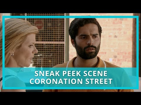 Coronation Street (Corrie) spoilers: Imran rejects Leanne after their night together