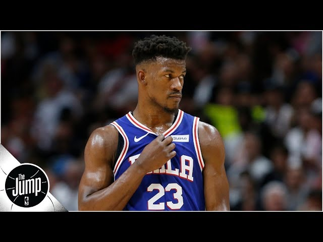 Jimmy Butler, 76ers will play a major role in NBA free agency | The Jump