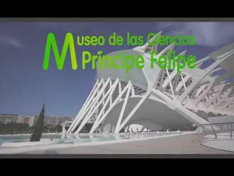 Museo de las Ciencias Príncipe Felipe. 2015