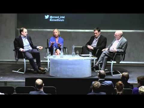 The Crowd - 7th April 2014 - Panel Discussion - Paul Westbury, Deborah Meaden, Douglas Lamont