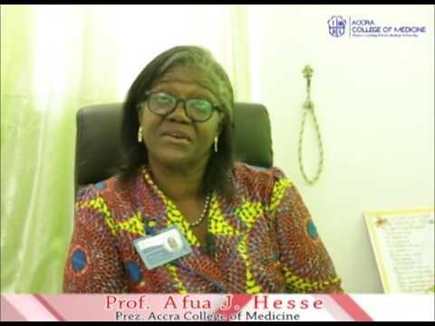 Accra College of Medicine  NSMQ2017