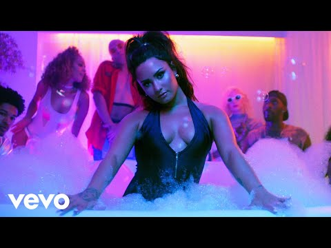 Thumbnail: Demi Lovato - Sorry Not Sorry