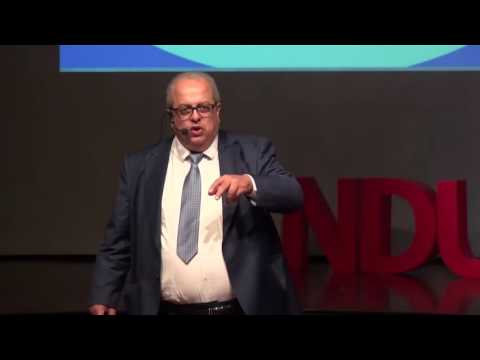 Intelligence experienced subconsciously? When IQ & EQ work together | Naji Bejjani | TEDxNDULouaize
