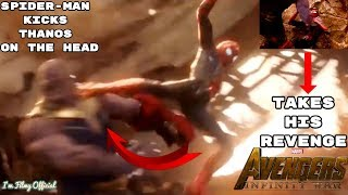 Avengers: Infinity War Spider-Man vs Thanos Official TV Spot - 2018